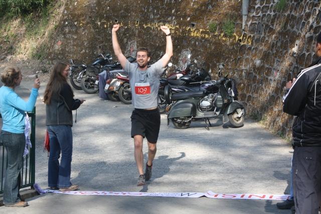 Mussoorie Half Marathon