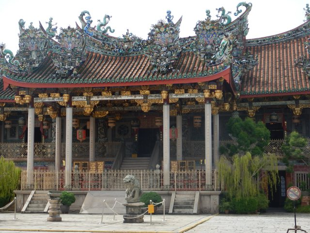 The Khoo clan temple.