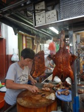 """The """"duck"""" stall in Penang"""