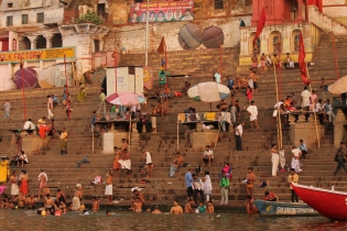 Benaras at Dawn