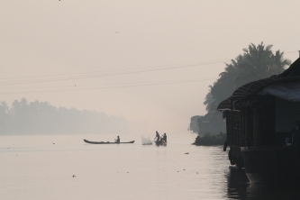 Fishermen in Kerala
