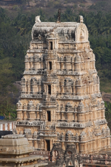 Gopura at Hampi